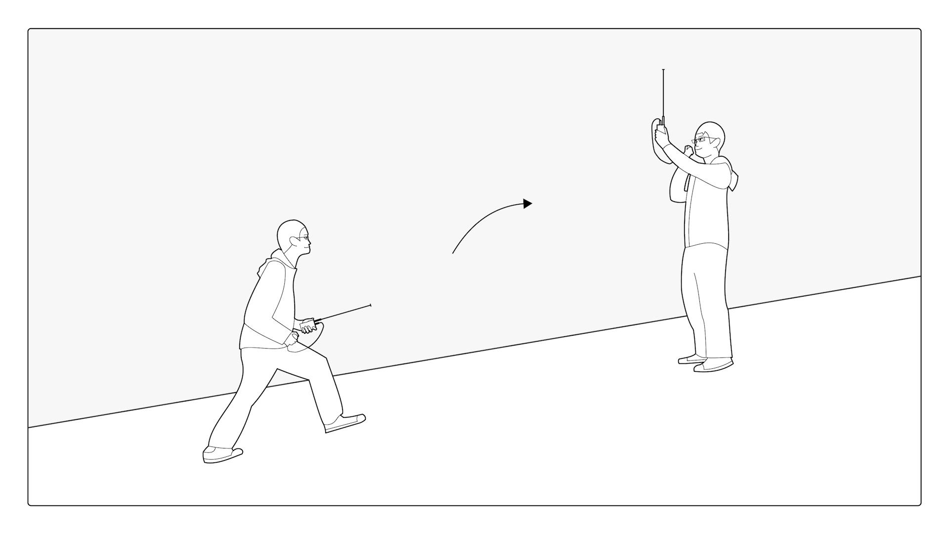 無線を人々に分かりやすく伝えるためのデザインの研究