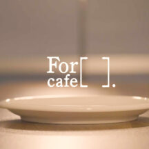 For[ ]cafe.ロゴ
